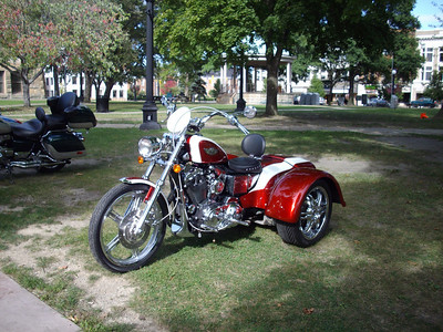 17th Annual Harley Night in the Park